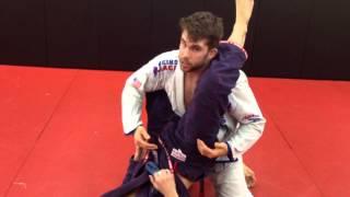 Triangle Choke Defense and Escape