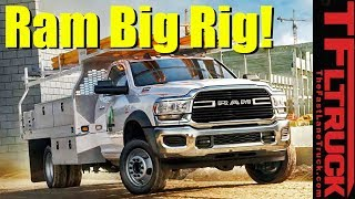 2019 Ram 4500 & 5500 Chassis Cab Revealed: Here's Everything You Need to Know
