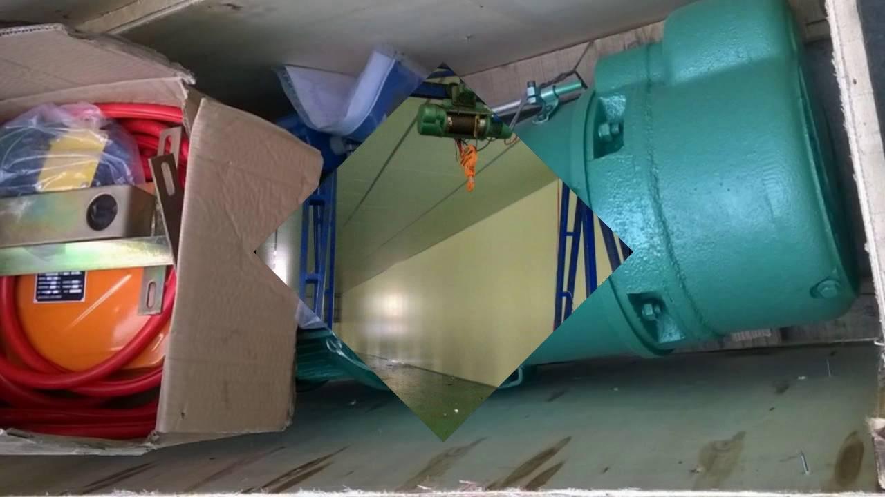 Bán Pa lăng cáp điện 10 tấn 18m, 10 tấn 9m, 10 tấn 12m(0967 832 865) - YouTube