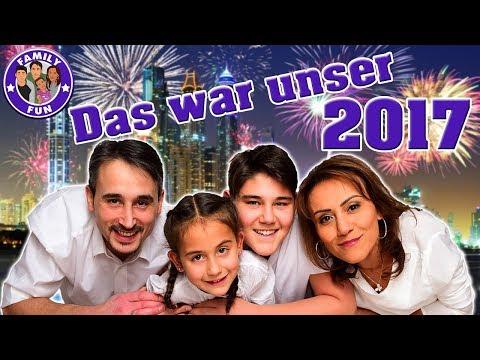 Download Youtube: Rückblick UNSER JAHR 2017 - YouTube Rewind -  Family Fun