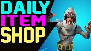 Fortnite Daily Item Shop July 22 NEW ITEMS & FEATURES Skin CHOMP SR & On The Hook Emote