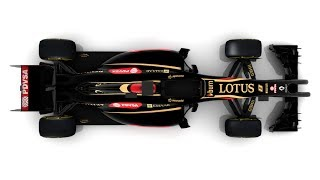 Lotus E22 - analysis by Craig Scarborough