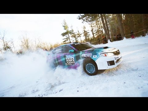 2015 Sno*Drift Rally (FULL COVERAGE)