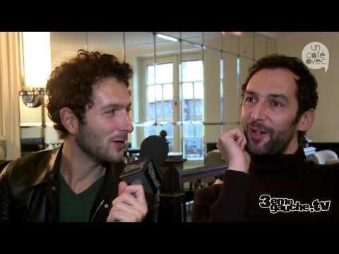 Un Café Avec ... AaRON ! Interview
