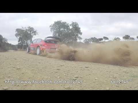 SÉBASTIEN OGIER FIRST TEST WITH CITROËN C3 WRC IN PORTUGAL