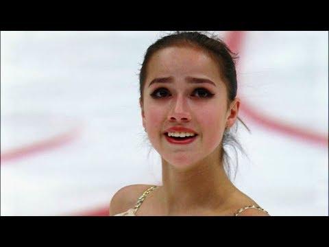 Алина Загитова выиграла короткую программу с мировым рекордом! Короткая программа. Rostelecom Cup.
