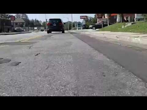 Bad Roads Havertown, Pennsylvania