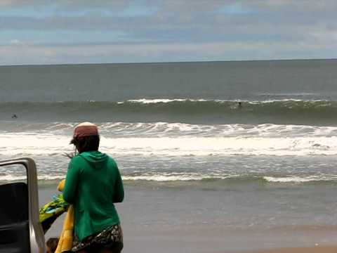 Surf Report, Punta del Diablo, Rocha, Domingo 21 n...