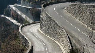 Back to Col de Turini - Sospel Rallye Monte Carlo 2015 ES 14