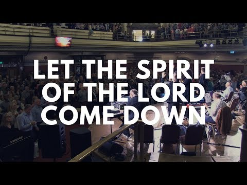 Vinesong - Let the Spirit of the Lord come down (LIVE) 2018
