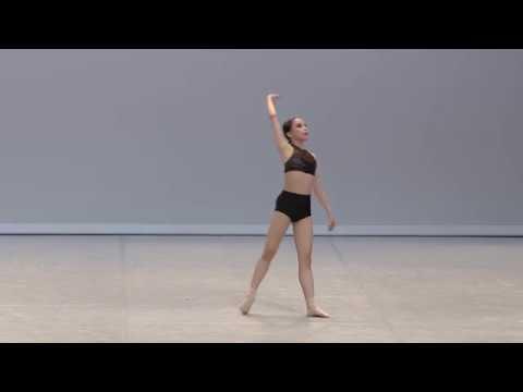 Seo Hyun Kim, 105  - Prix de Lausanne 2018, contemporary
