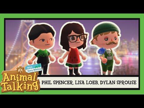 Animal Talking - Phil Spencer, Lisa Loeb, Dylan Sprouse (S02E08)