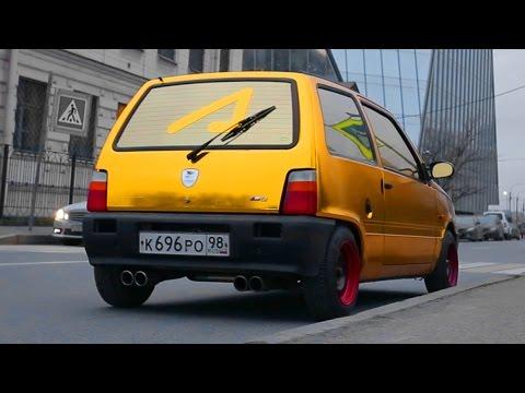 видео: Золотая Ока m0 - спорткар в минималке.