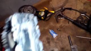 Как улучшить педали велосипеда, цепкость педалей(В этом видео я расскажу про улучшение педалей. Как улучшить у них цепкость. Всё подробно рассказано в видео,..., 2016-08-11T11:55:23.000Z)