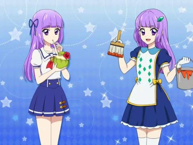 Những bộ trang phục của Hikami Sumire (Aikatsu) #1