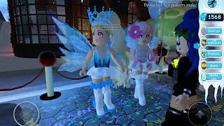 How to find Leah ring in ROBLOX royal high