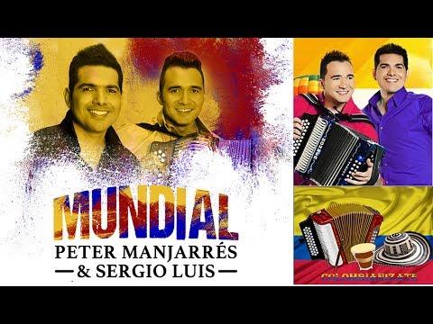 Ver Video de Peter Manjarres 02. Auténtica - Peter Manjarres & Sergio Luis Rodriguez (2014)