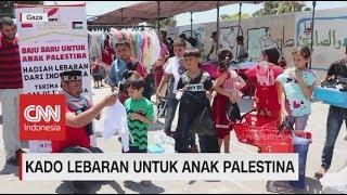 Palestina Terima Kado Lebaran Dari Indonesia