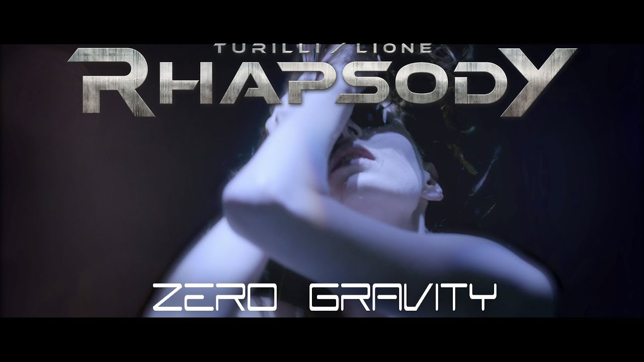 Turilli / Lione RHAPSODY - Zero Gravity (OFFICIAL VIDEO)