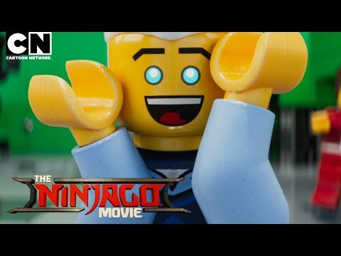 The LEGO Ninjago Movie | Outtakes | Cartoon Network