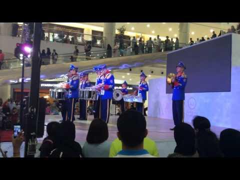 DrumArt performing in UAE