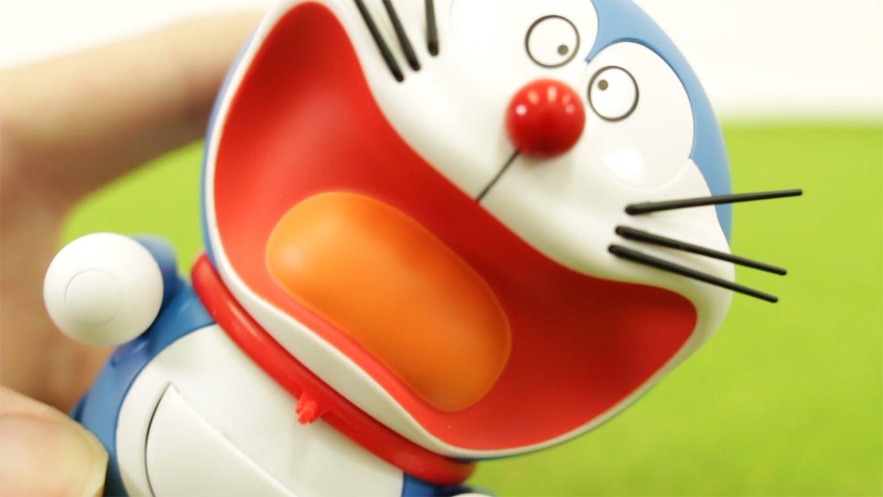 ドラえもん おもちゃ アニメ いろんな顔 七変化 Animekids アニメ