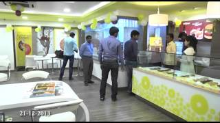 Donut House was launched in Hyderabad