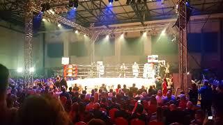 Marcin Najman & Lucjan Chrzanowski - walka charytatywna Żyrardów Boxing Night 13