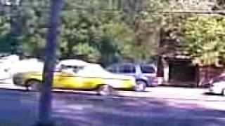 1964 dodge 440 burnout attempt