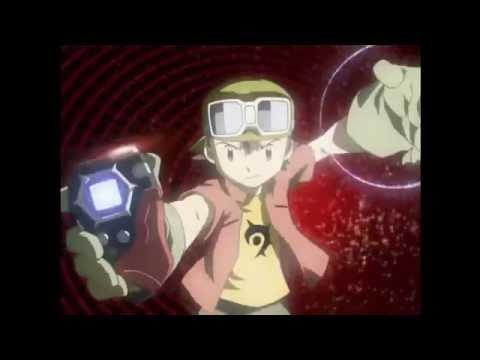 Digimon Frontier - Takuya [Human] Spirit Evolution