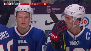 2018 WJC: Highlights - USA 2, Sweden 4 (Semifinals)