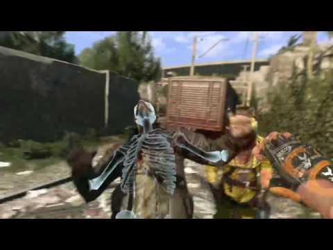 Dying Light Zombie Massacre