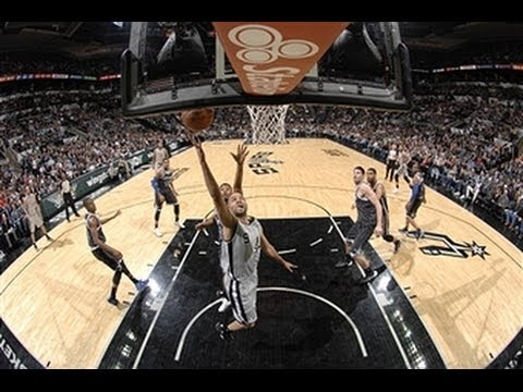 Tony Parker's 3rd Thirty Point Game of the Season