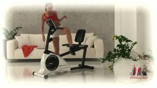 JK Fitness - Performa 2500 - Cyclette su www.wellstore.it