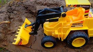 खिलौना कार कंस्ट्रक्शन ट्रक पुलिस कार खिलौना एम्बुलेंस बच्चों के लिए वीडियो Toys for Children