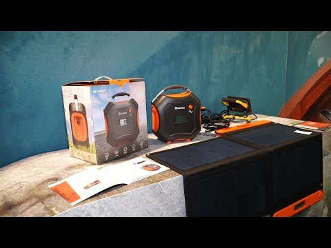 CES 2018: Jackery Portable Solar Generators on BeTerrific!!