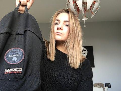 What's in my school bag   Aurora Rettore