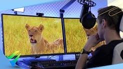 Der beste Allround 4K Monitor? BenQ EW3270U Review   Venix