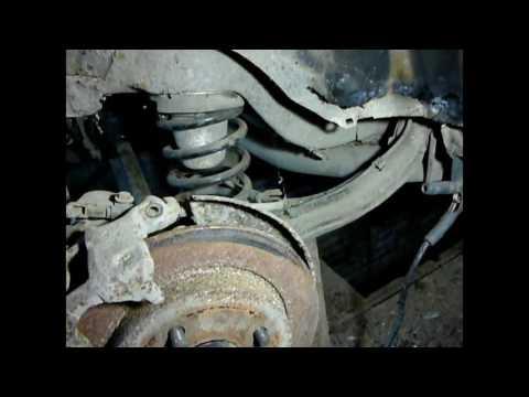 задняя подвеска Форд Сиерра с АБС 45DriftSierra