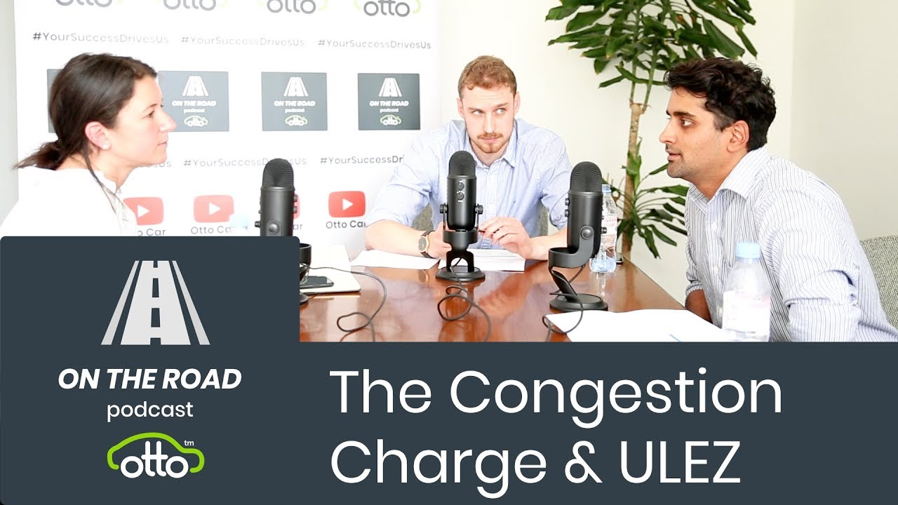 On The Road 🎙️ EP3  – The Congestion Charge & ULEZ