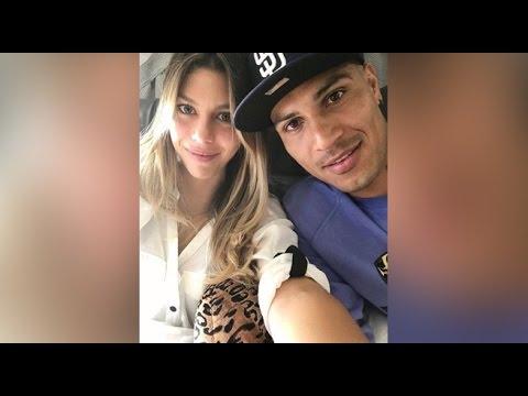 ¿Paolo Guerrero y Alondra García Miró regresaron?