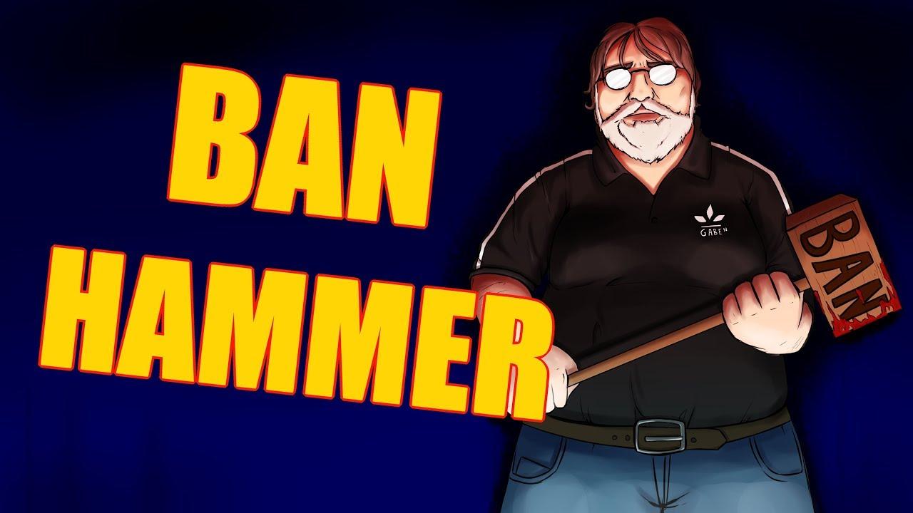 Image result for ban hammer