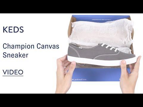 Keds Champion Canvas Sneaker | Shoes.com
