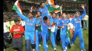 World.Cup.2011.Official.Song-De Ghuma Ke HD  UDHAV.