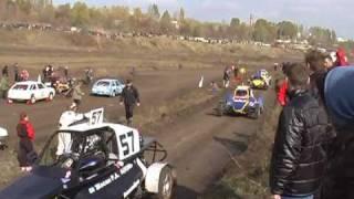 Автокросс Кубок Украины  ко дню автомобилиста 2010