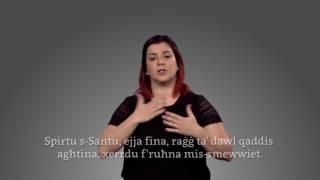 Għid il-Ħamsin bil-Lingwa tas-Sinjali Maltija