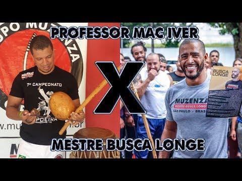 Mestre Busca LONGE X  Professor MAC