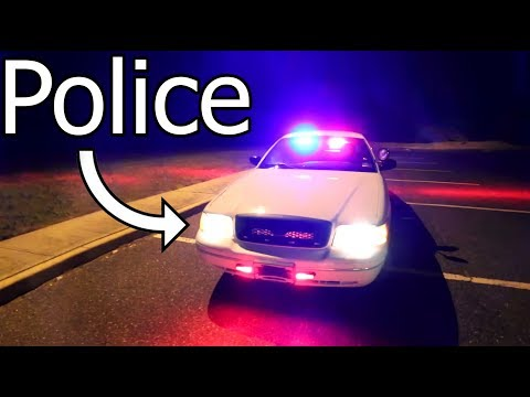 Thumbnail: How to Build a Police Car (Project Police Interceptor)