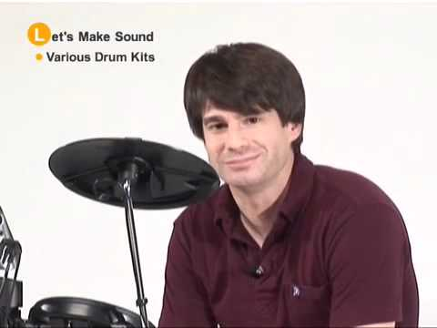 Let`s Try the V-Drums Lite (2/3)
