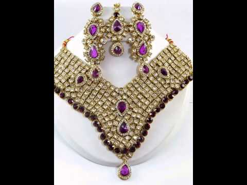 Indian Wholesale Jewelry, Costume Artificial Jewelry Store